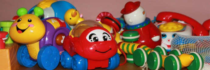 Toys from BCTL